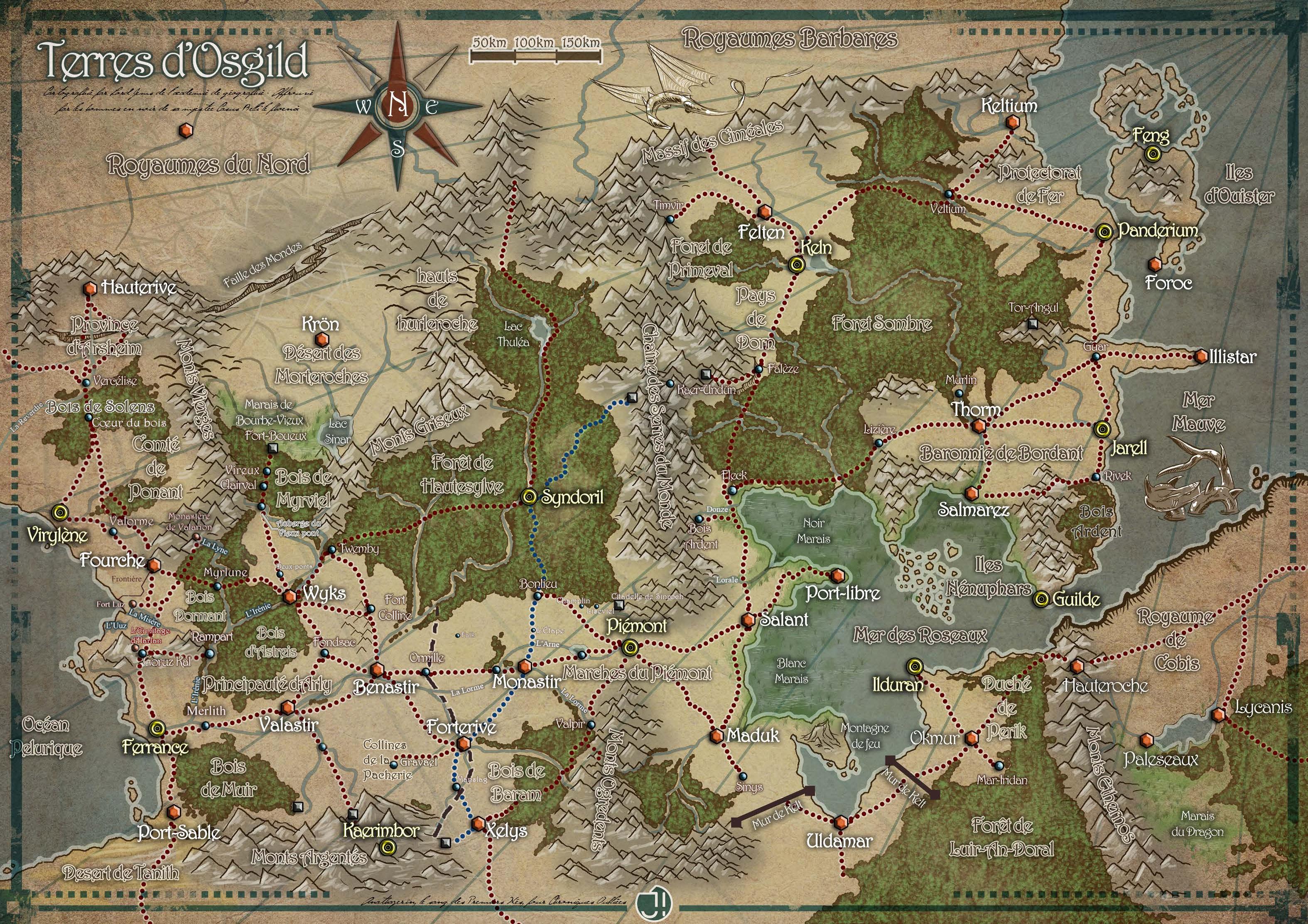 Terres d'Osgild